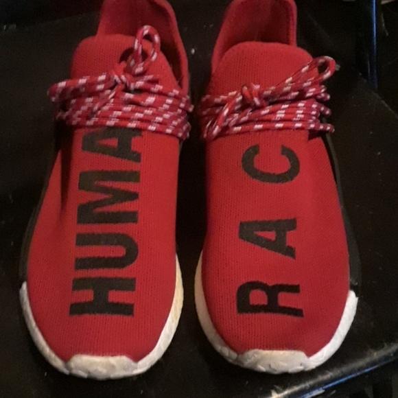big sale eb74c fb1b6 Adidas Human Race NMD RED